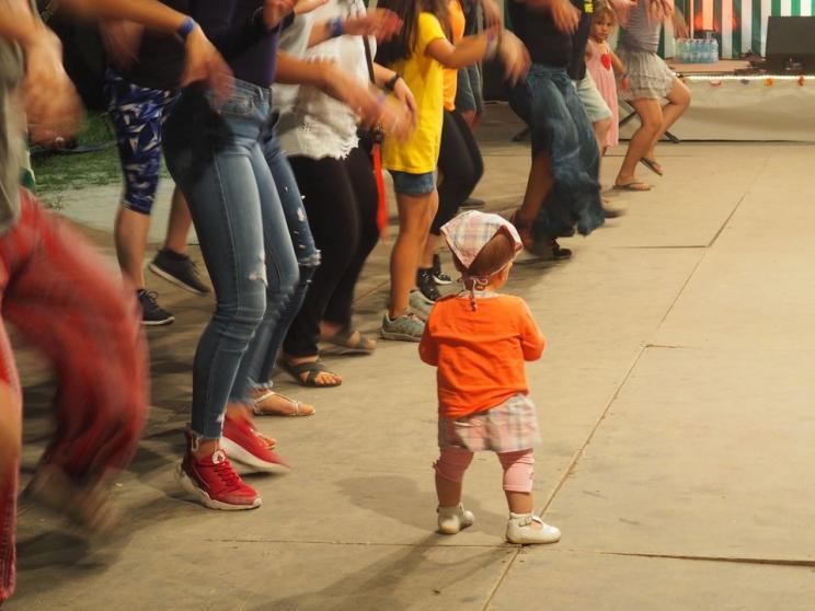 Dança Criativa II - Formação para agentes educativos