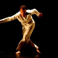 Solo de dança de Helder Vasconcelos