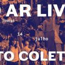 ENTRELAÇOS e RODA MUNDOS Aoarlivre 2018  Teatro Maria Matos